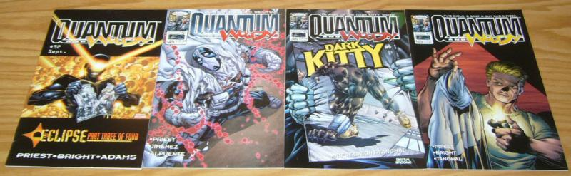 Quantum & Woody #1-32 VF/NM complete series - christopher j. priest - acclaim 21