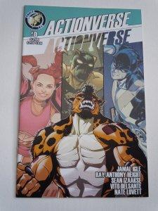 Actionverse #0 (2015)