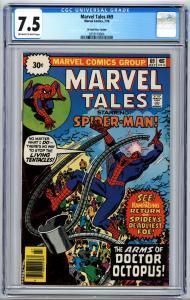 Marvel Tales #69 (Marvel, 1976) CGC 7.5