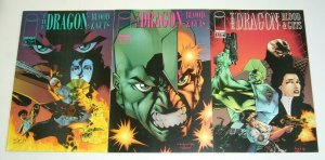Savage Dragon: Blood & Guts #1-3 VF/NM complete series - jason pearson set lot 2