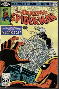 Amazing Spider-man #205 (Marvel, 1980) NM