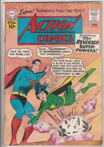 Action Comics #274 (Mar-61) VG/FN Mid-Grade Superman, Supergirl