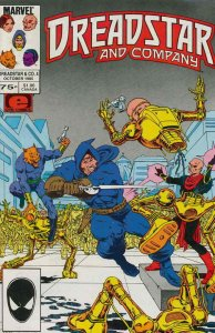 Dreadstar And Co. #4 FN; Epic | save on shipping - details inside