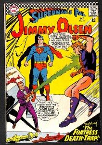 Superman's Pal, Jimmy Olsen #97 (1966)
