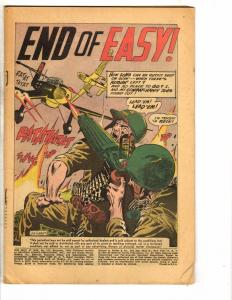 Our Army At War # 101 PR DC Comic Book Feat. Sgt. Rock Easy Co. Kubert J207
