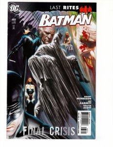 BATMAN #683 (VF) 1¢ Auction! No Reserve!