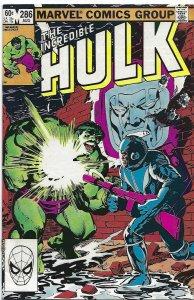 The Incredible Hulk #286