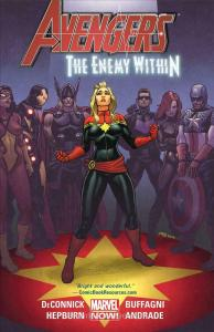 Avengers: The Enemy Within TPB #1 VF/NM; Marvel   save on shipping - details ins