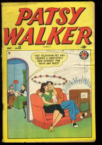 PATSY WALKER #22-HARVEY KURTZMAN'S HEY LOOK VG