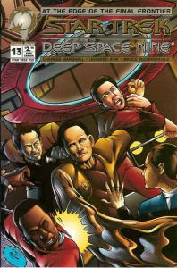 Star Trek: Deep Space Nine (Malibu) #13 FN; Malibu | save on shipping - details