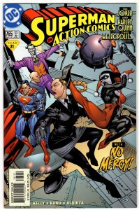 Action Comics #765 (2000) Early Harley Quinn App Joker