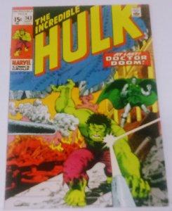 Incredible Hulk #143 (6.0-6.5)