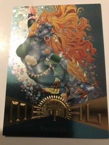KAYMAERA #65 card : Marvel Metal 1995 Fleer Chromium; NM/M New Warriors, base