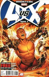 Avengers vs. X-Men #8 VF/NM; Marvel | save on shipping - details inside
