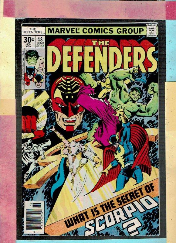 THE DEFENDERS 48