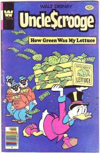 Uncle Scrooge, Walt Disney #173 (Feb-80) FN- Mid-Grade Uncle Scrooge