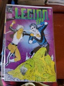 L.E.G.I.O.N. #10 (1989)