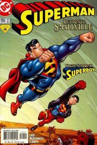 Superman (1987 series) #155, NM (Stock photo)