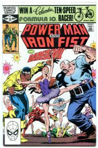 Power Man and Iron Fist #77 1982- Daredevil Team Up- Netflix NM