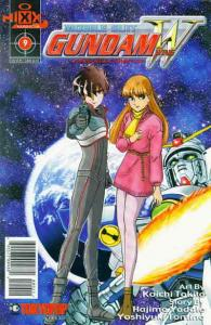Mobile Suit Gundam Wing #9 VF; Mixx | save on shipping - details inside