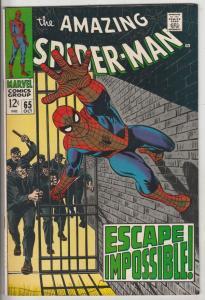 Amazing Spider-Man #65 (Oct-68) VF/NM High-Grade Spider-Man