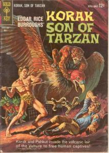KORAK SON OF TARZAN 3 VG May 1964 COMICS BOOK