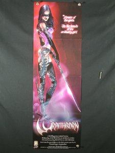 Wraithrorn DC Comics Promo Poster 2005 34x11