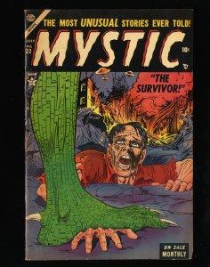 Mystic #32 FN- 5.5