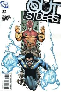 Outsiders (2009 series) #17, VF+ (Stock photo)