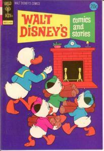 WALT DISNEYS COMICS & STORIES 403 VF April 1974 COMICS BOOK