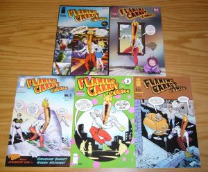 Flaming Carrot Comics v2 #1-4 VF/NM complete series + photo special 33 34 35 36
