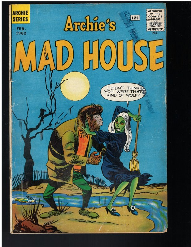 Archie's Madhouse #17 (1962)