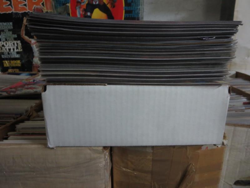 Kochcomics' Crackerjack Box Up to 50 Marvel Comics! Stray dupes only! Grab Bag!