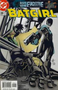 Batgirl #29 VF/NM; DC | save on shipping - details inside