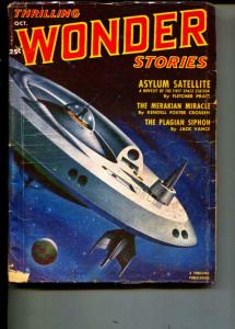 Thrilling Wonder Stories-Pulp-10/1951-Fletcher Pratt-Jack Vance