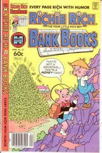 RICHIE RICH BANK BOOKS (1972-1982) 57 VF-NM April 1982 COMICS BOOK