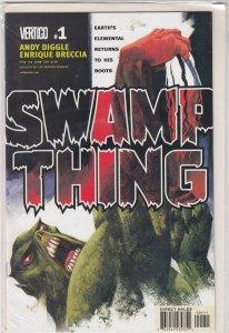 Swamp Thing #1 (2004)