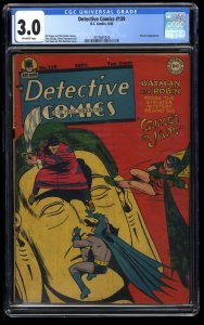 Detective Comics #139 CGC GD/VG 3.0 Off White