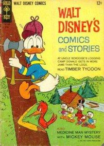 Walt Disney's Comics and Stories #295, Good- (Stock photo)