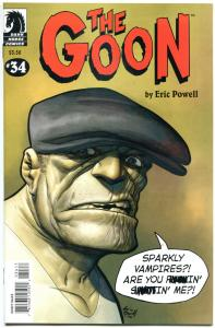GOON #34, NM, Zombies, Tough Guy, Eric Powell, 2003, more Goon in store