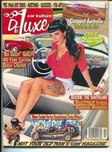 Car Kulture Deluxe 9/2014-Koolhouse-pre 1968 hot rods-spicy girls-custom cars...