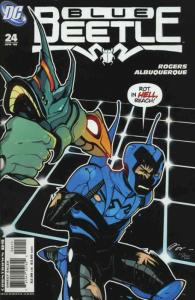 Blue Beetle, The (4th Series) #24 FN; DC | save on shipping - details inside