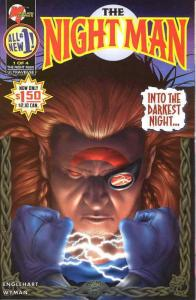 Night Man, The (Vol. 2) #1A VF/NM; Malibu | save on shipping - details inside
