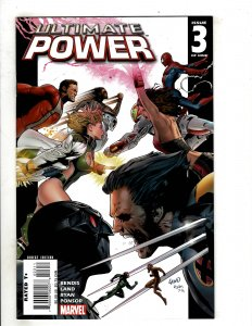 Ultimate Power #3 (2007) OF34