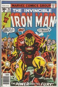 Iron Man #96 (Mar-77) NM- Super-High-Grade Iron Man