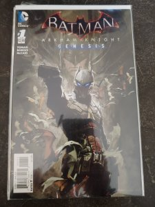 Batman: Arkham Knight-Genesis #1 high grade nm