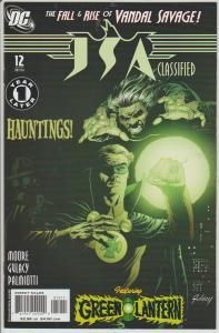 JSA CLASSIFIED #12 - FEATURING GREEN LANTERN - DC COMICS - BAGGED & BOARDED