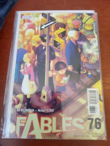 Fables #76 (2008)