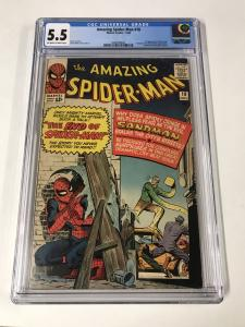 Amazing Spider-Man #18 CGC 5.5