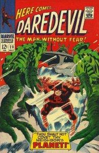 Daredevil #28 (ungraded) stock photo ID# B-10